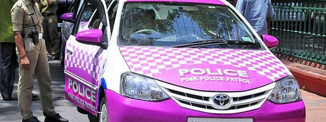 Pink police introduced in Wayanad