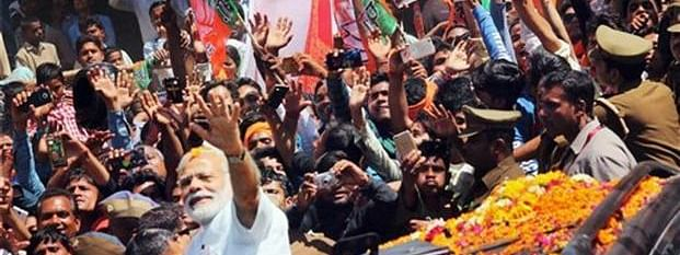 UP: BJP outclassed Oppn in UP poll campaigning