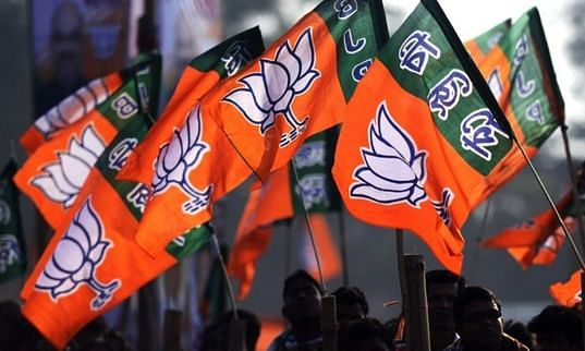 BJP leads in nine out of 11 seats of Chhattisgarh