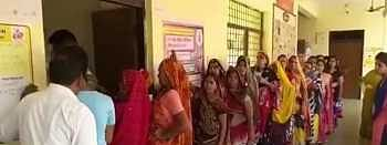 15-20 pc turnout in first 4 hours within MP
