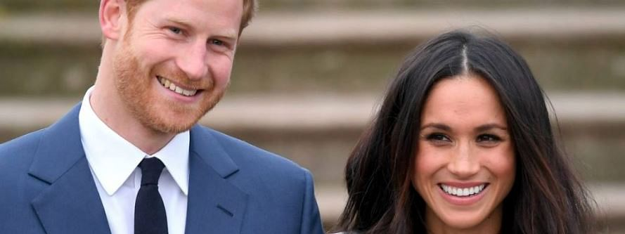 Prince Harry and Meghan have a son