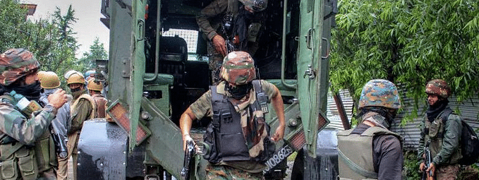 Two militants killed in Pulwama encounter