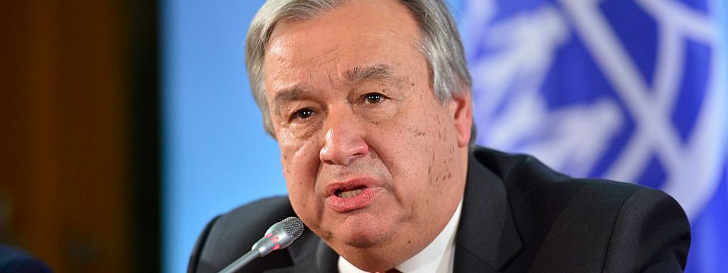 Tax pollution, end subsidies for fossil fuels: Guterres