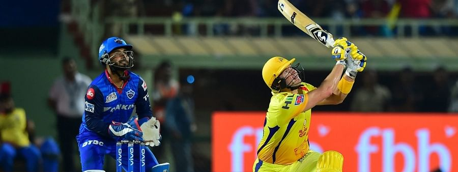 Chennai Super Kings beat Delhi Capitals to enter final