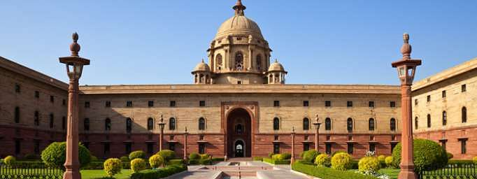Govt offices near Rashtrapati Bhawan to be closed early on Thursday