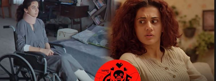 Makers release new poster of Taapsee Pannu starrer 'Game Over', trailer to be out on Thursday