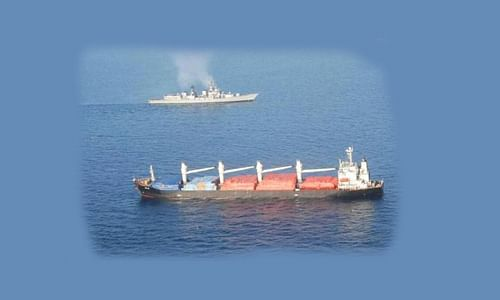 Four missing after two ships collide in Japan