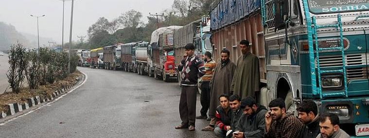 Traffic to ply from Jammu to Srinagar for 2nd day, tomorrow convoy day