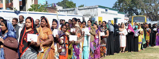 MP stage 2: Voting begins in 7 constituencies
