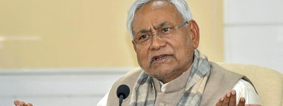 BJP lets down Nitish: Congress
