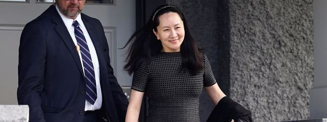Huawei executive to seek stay of extradition proceedings
