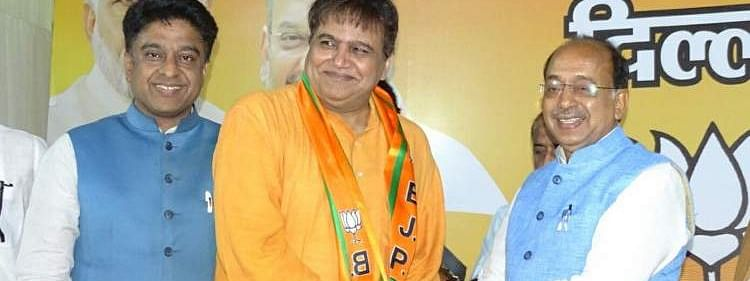 Another AAP MLA joins BJP