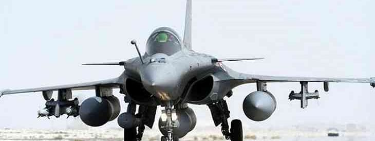 Attempted break-in at IAF Rafale team's office in France