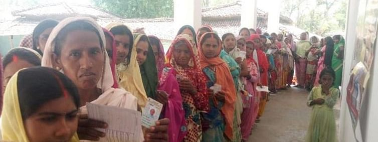 Polling begins in 14 seats in fifth phase of polls in UP