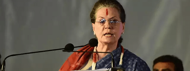 Sonia writes to opposition leaders, calls for meeting of various non-NDA parties on May 23