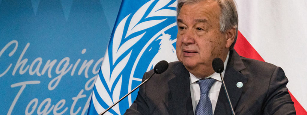 UN calls for more action on climate change