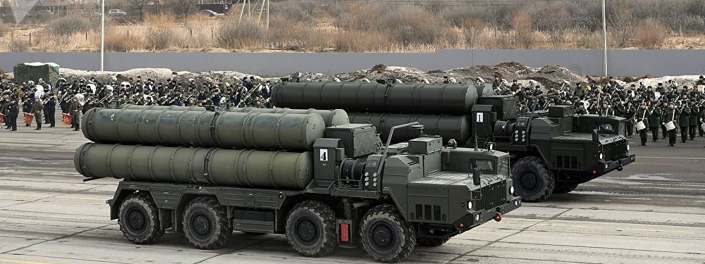 US requests Turkey pull out of S-400 deal with Russia