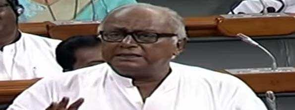 Google Uncle' Sougata Roy eyeing his fourth LS term with aplomb
