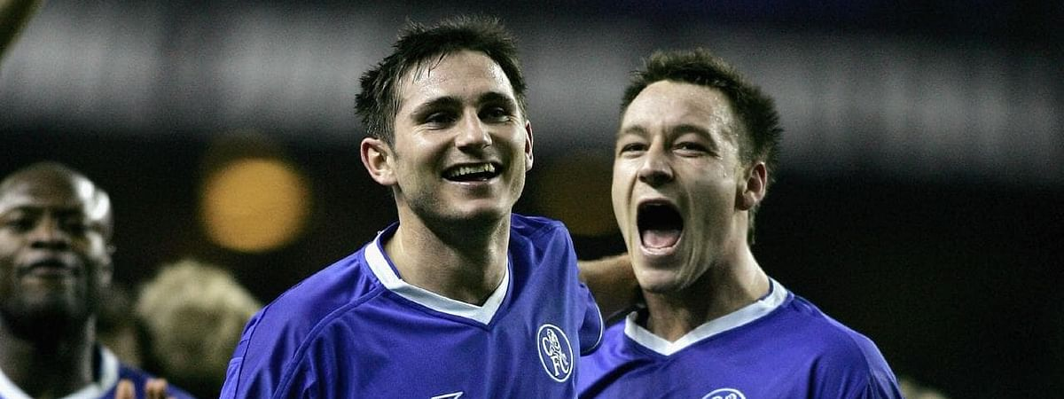 Former Chelsea teammates Terry, Lampard to meet in EFL playoff final as coaches