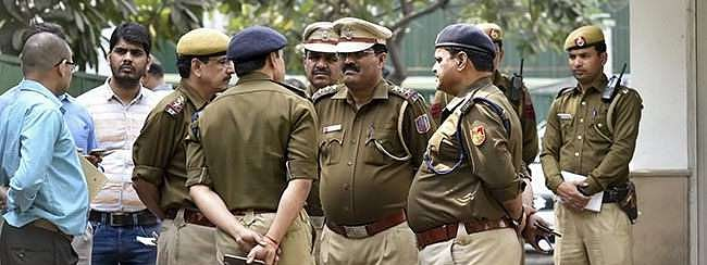 Elaborate security for last phase of polls in UP on Sunday