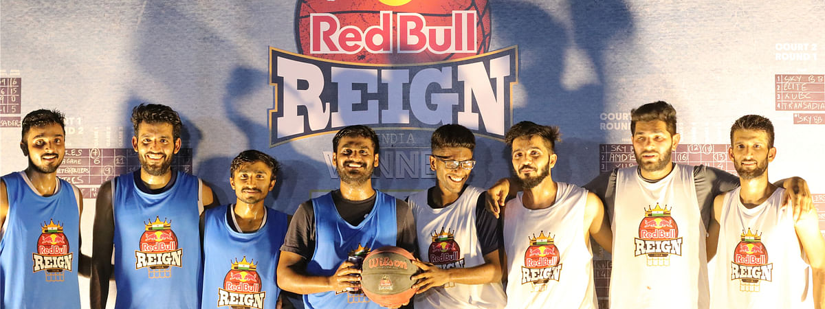 Income Tax Team A wins Delhi qualifiers of Red Bull Reign 2019