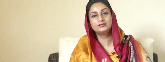 Harsimrat Badal thanks PM
