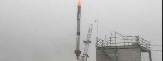 Japan's first privately developed rocket reaches outer space