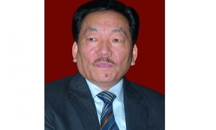 Pawan Chamling greets working class on May Day