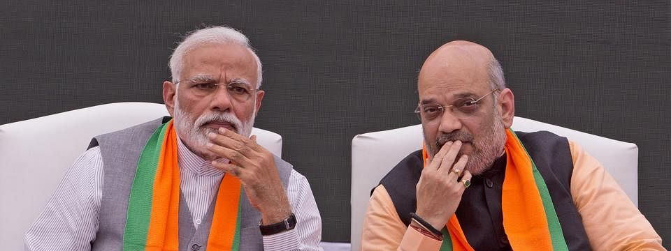 PM holds series of meetings with Amit Shah