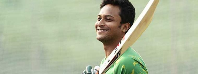Shakib goes into World Cup as No.1 all-rounder