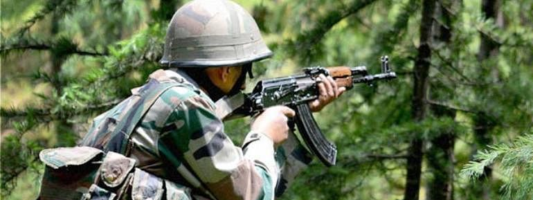 Pakistan violates ceasefire, Indian Army retaliates in Poonch