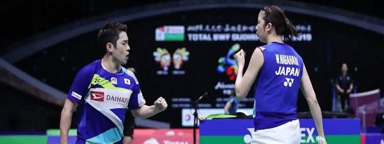 Japan defeats Russia 3-2 for opening victory in Sudirman Cup