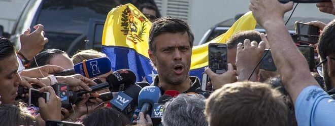 Venezuelan opposition members seek refuge in foreign embassies