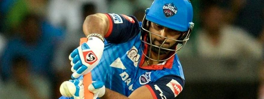 Delhi beat Hyderabad by two wickets to face Chennai in qualifier 2