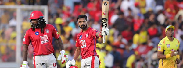 Despite Punjab's 6 wicket win; CSK stay at top