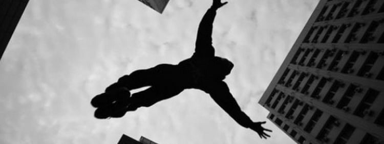 Man commits suicide by jumping off the fifth floor