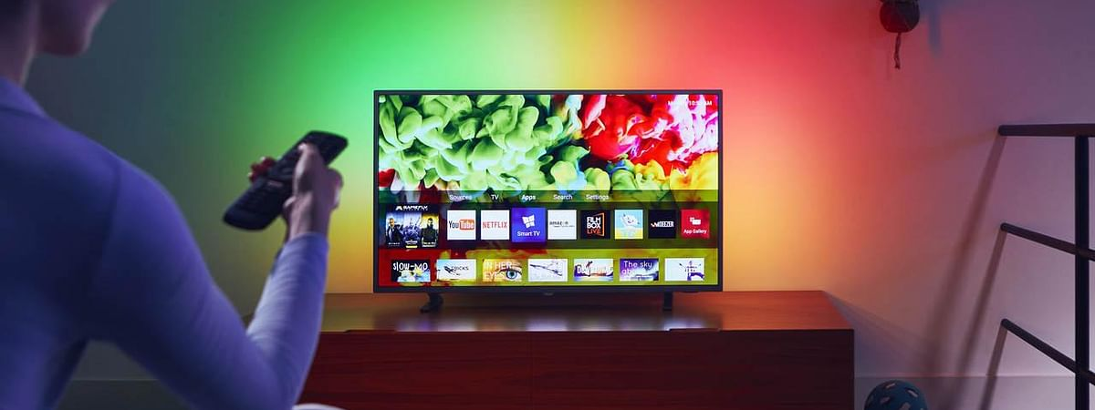 TPV announces availability of Ambilight Philips TV in India
