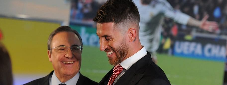 Real Madrid chief confirms Chinese interest in Ramos