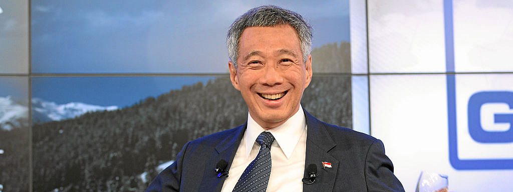 US, China need to work out frictions: Lee Hsien Loong