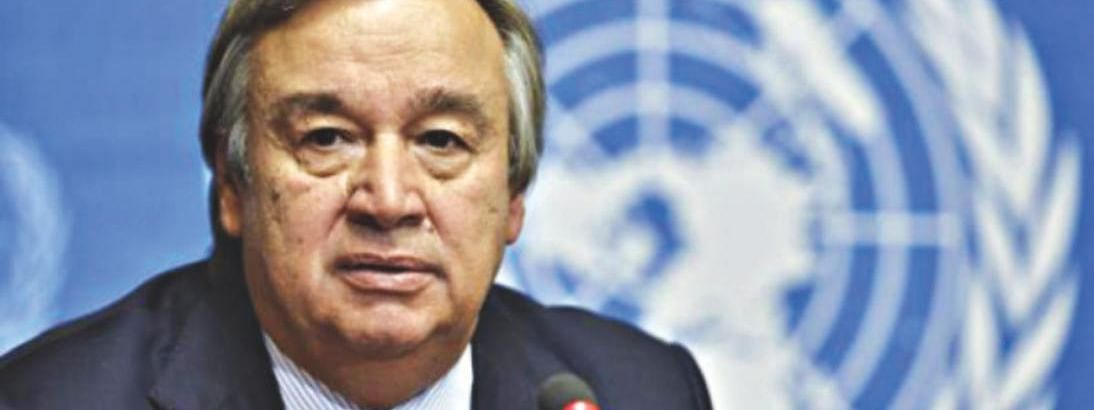 Syria fighting cause for 'great concern':UN chief