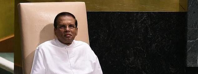 SL Easter blasts: Country safe for visitors, says President