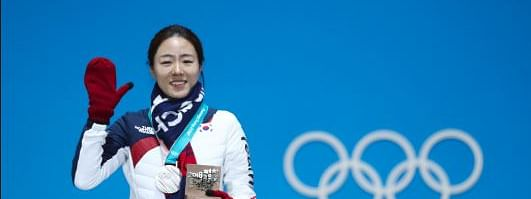 South Korean double Olympic champion Lee Sang-hwa retires
