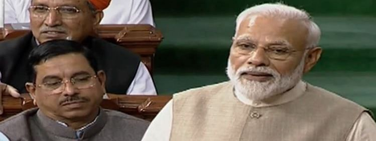 A moment of pride to see Om Birla on Speaker's Chair: PM