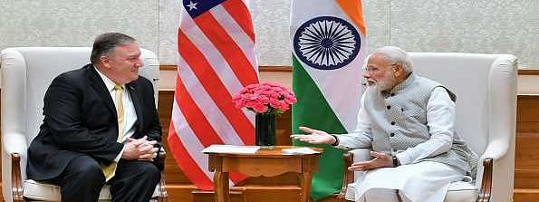 Pompeo reminds Modi regime of 'religious rights'