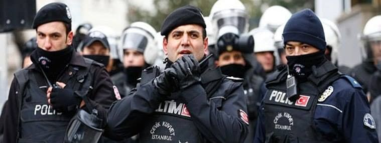 20 ISIS suspects held in Turkey for plotting attacks