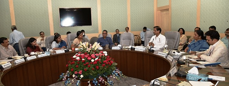 FM holds pre-budget  talks with social sector bigwigs