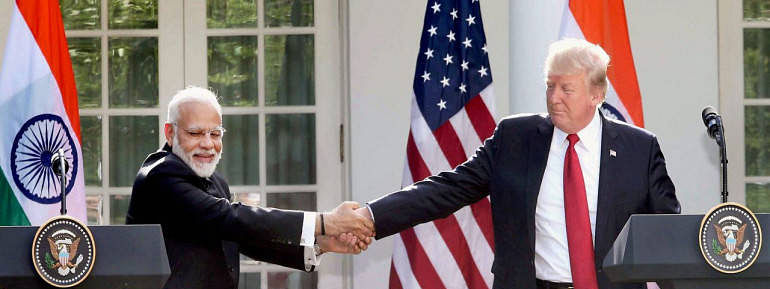 US ready for trade talks with India