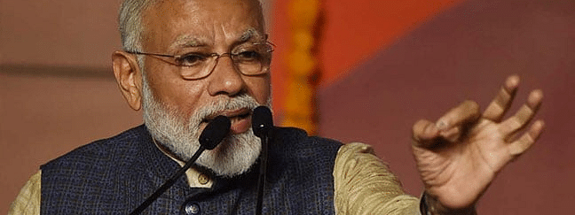 People want safe, secure and inclusive India, says PM