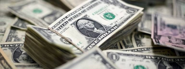 Rupee falls by 2 paise against dollar