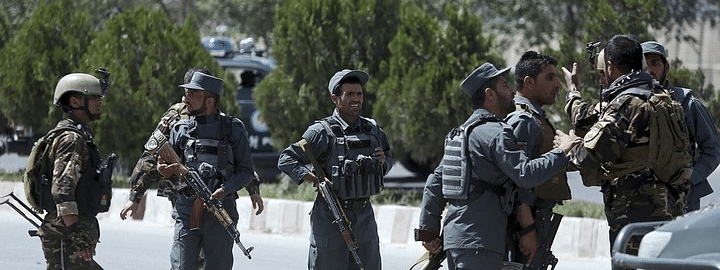 Afghanistan: At least 26 policemen killed in Taliban attack